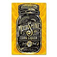Пиво shiner от Техас Винтаж Стиль круглая жестяная вывеска металлический