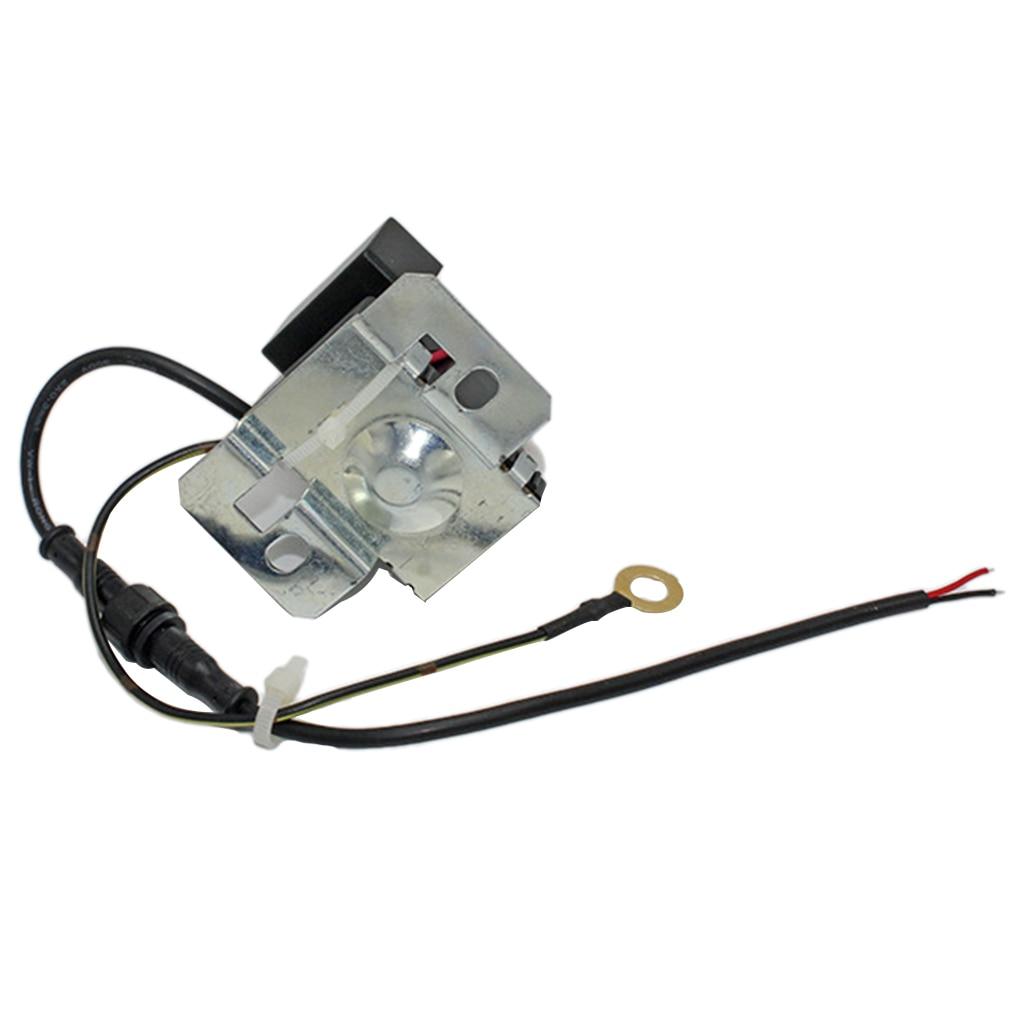 Aislador de batería Dual de 90x80mm relé de Control de interruptor de 12V 200 AMP (se adapta a: relé)