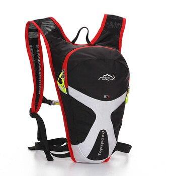 Novo saco de bicicleta impermeável ciclismo mochila respirável 5l ultraleve saco de água escalada ciclismo hidratação mochila 1