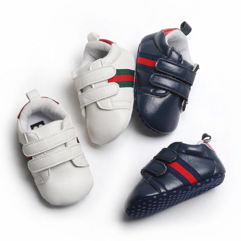 New Newborn Baby Boy Girl Shoes Casual Soft Bottom Non-slip Breathable Infant Toddler Shoes