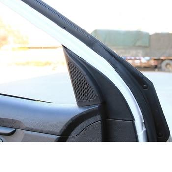 Lsrtw2017 Abs Car Front Door A Pillar Sound for Kia Rio X Line Kx Cross K2 Rio 2017 2018 2019 2020 Interior Accessories