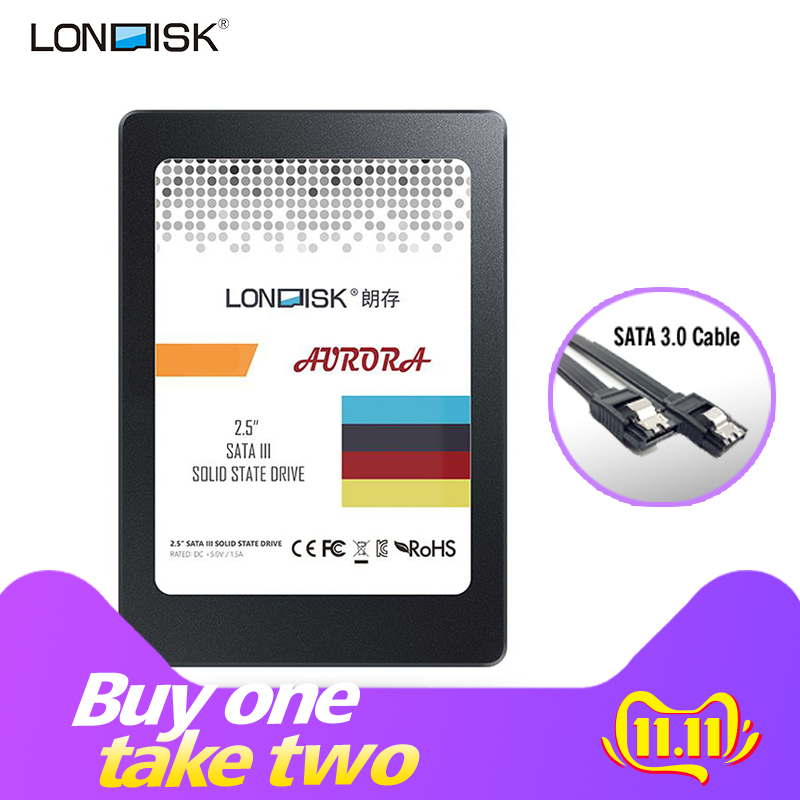 Londisk SSD 120GB 240GB 480GB 960GB Interne Solid State Disk 2,5 Zoll SATA3 HDD Festplatte For Laptop PC SSD 120 240 480GB