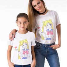 Mama and Daughter Clothes Tshirt Baby Gi