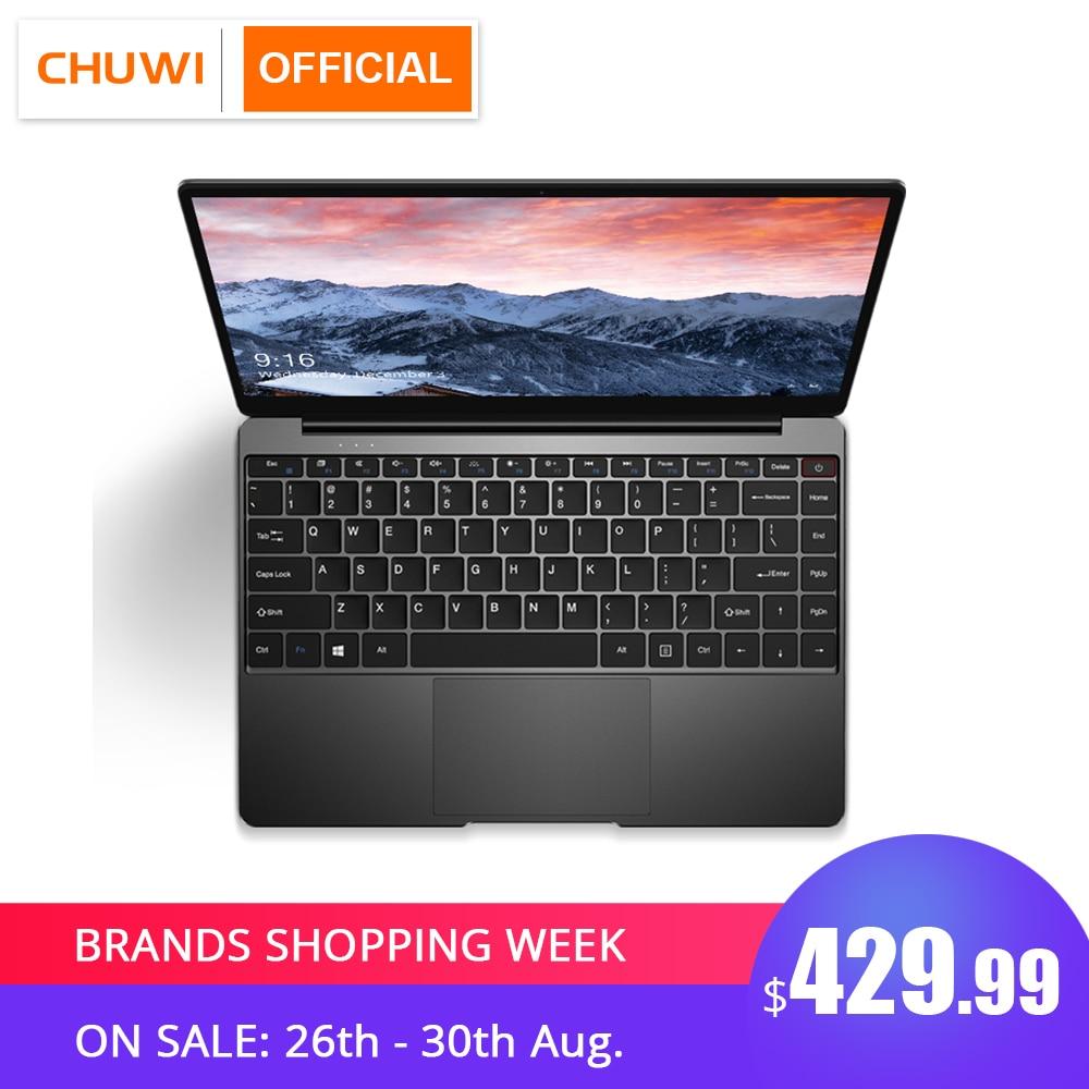 CHUWI AeroBook 13.3 Inch Intel Core M3 6Y30 Windows 10 8GB RAM 256GB SSD Laptop with Backlit Keyboard Metal Cover Notebook sticker