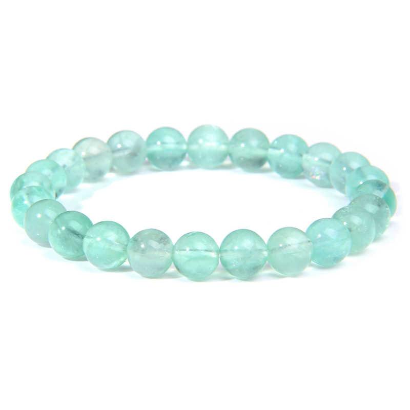Frauen Armbänder Perlen Natürliche Stein Armband Männer Perlen Handgelenk Männer Frauen Natürliche Stein Armband Stapelbar Mala Armbänder Schmuck