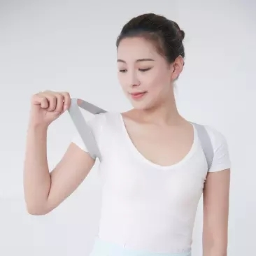 Youpin Hi + ceinture de Posture intelligente rappel Intelligent Posture correcte usure respirant ceinture de Posture intelligente