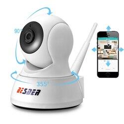 BESDER 1080P 720P Casa de Segurança Câmera IP Áudio Bidirecional Sem Fio Mini Câmera de Visão Noturna CCTV Câmera Wi-fi monitor do bebê iCsee