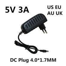 5 V 3A 3000MA 15W AC DC Adapter Versorgung Ladegerät 5 V Volt für SONY SRS-XB30 Bluetooth Drahtlose Lautsprecher EU UNS Plug Power Adapter