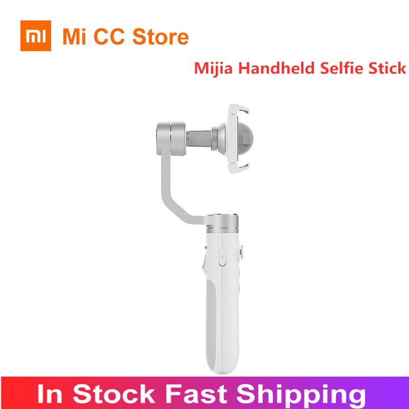Xiaomi Mijia Handheld Selfie Stick Wireless Mi PTZ for Mobile Phone Photography Devices Built-in 5000mAh Battery