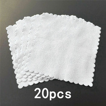 20pcs Nano Ceramic Car Glass Coating Lint-Free Cloth Microfiber  Home Washing Dish Kitchen Cleaning Towel