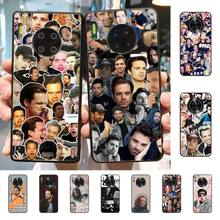 Yndfcnb Sebastian Stan Collage Bucky Barnes Telefoon Case Voor Huawei Mate 10 20 Lite Pro Y 5 6 7 8 9 Prime 2019