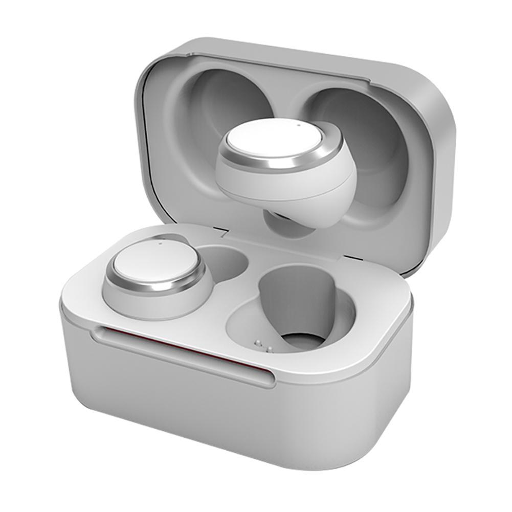 D18 Smart Bluetooth 5.0 casque sport sans fil écouteur appariement automatique Mini stéréo écouteurs Binaural réduction du bruit casque