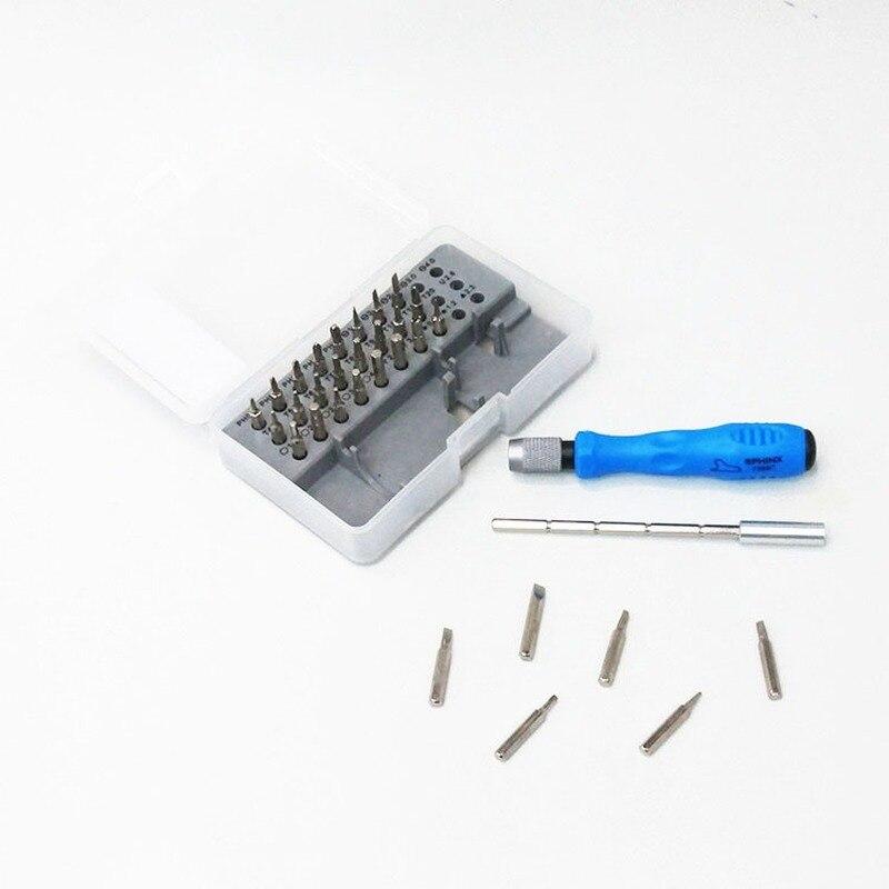 Купить с кэшбэком SPHINX multi-function telecommunications set screwdriver screwdriver plum cross word 32 in1 precision screwdriver hand tools set