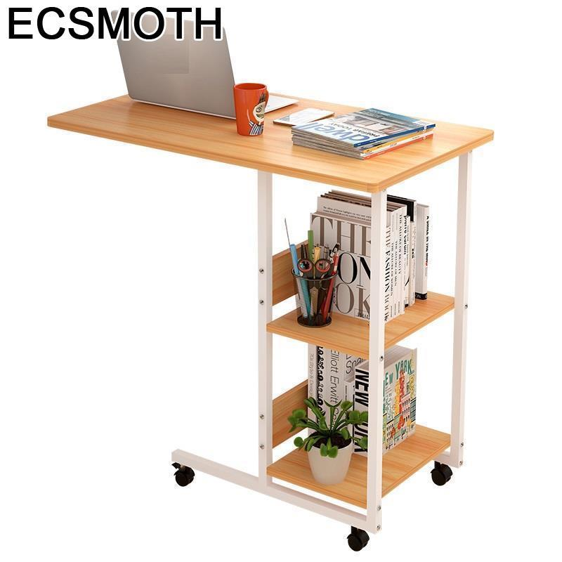 Escrivaninha Tavolo Office Scrivania Ufficio Para Notebook Mesa Portatil Adjustable Laptop Stand Desk Study Computer Table