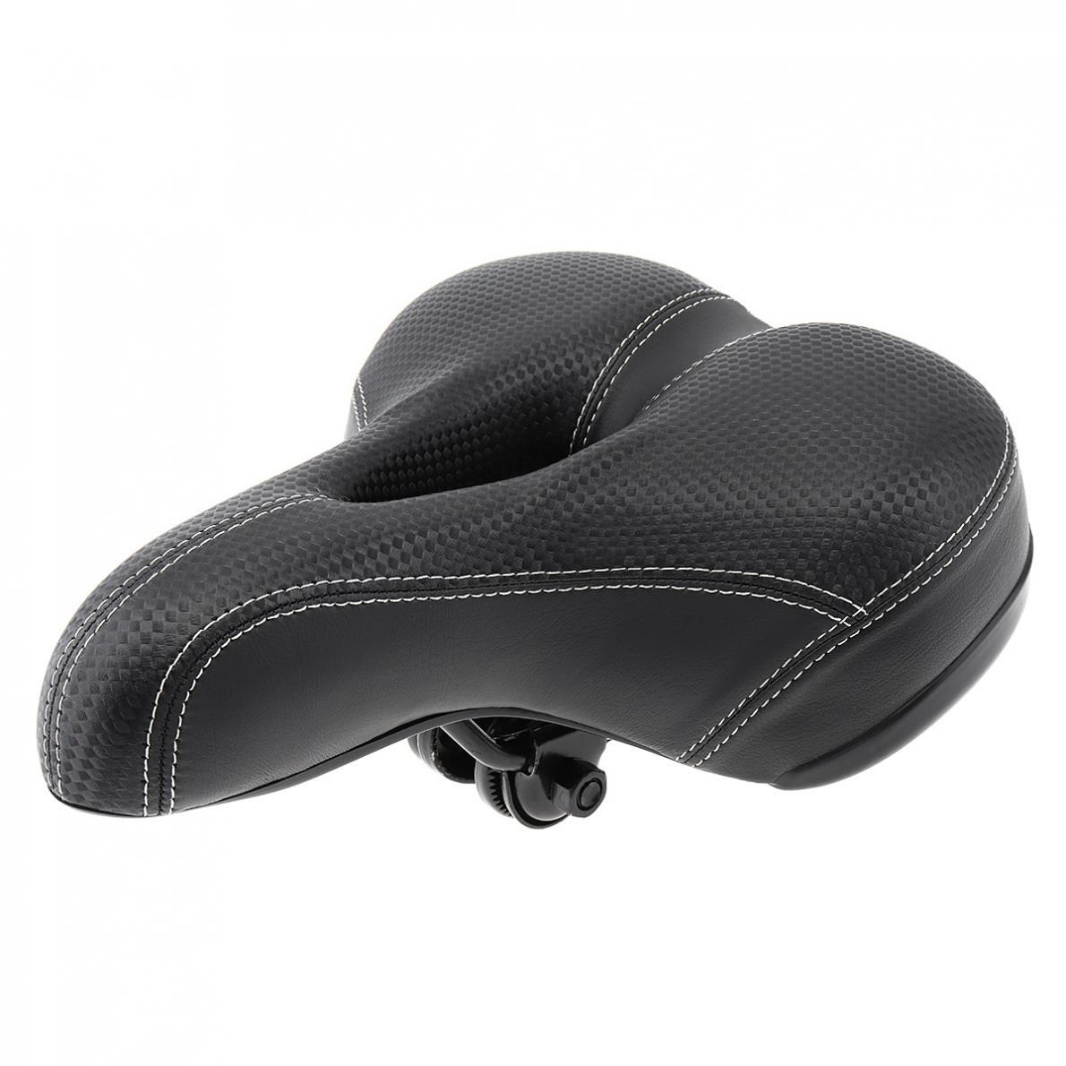 Bicycle Seat Thicken Wide Bike Saddle Seat Cycling Saddle MTB Cushion