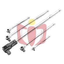 Socket Wrench Breaker Bar Drive Torque Ratchet 1/4