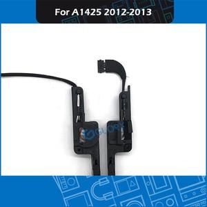 "Image 4 - Yeni A1425 hoparlör seti MacBook Pro Retina 13 ""geç 2012 erken 2013 sol sağ dahili hoparlör değiştirme EMC 2557 2672"