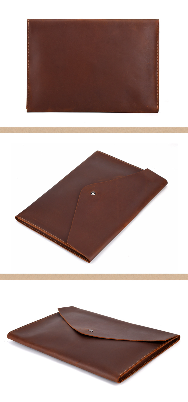 arquivamento saco de papel couro samsung ipad
