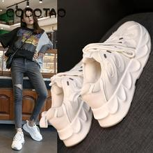 Ins Super Fire Shoe Couple Torre Female Hong Kong Style New Korean Street Sneaker In Autumn 48