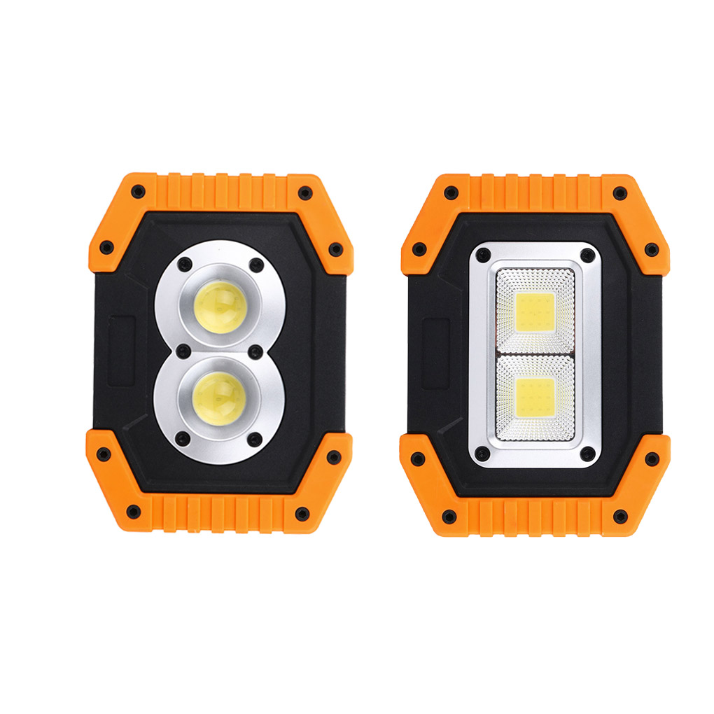 FangNymph 30W COB Work Light Inspection Lamp Rechargeable Portable Outdoor Camping Emergency Car Repair Light