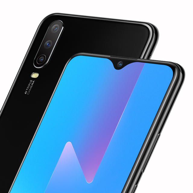 Brand New vivo U3x Cell Phones celular Snapdragon665 4G 64G Triple AI Camera 5000mAh Battery 18W Charging OTG Android Smartphone 3
