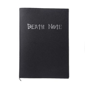 Nowy kolekcjonerskie Death Note notatnik szkoła duży Anime temat pisania dzienniku tanie i dobre opinie NoEnName_Null CN (pochodzenie) Notebook
