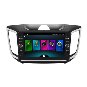 EBILAEN Car Radio Player For Hyundai Creta IX25 2Din Android 8.1 Autoradio GPS Navigation Audio Multimedia LTE 4G IPS Screen RDS