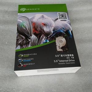"Image 3 - Seagate SkyHawk ST10000VX0004 10TB 7200 RPM 256MB önbellek SATA 6 Gb/s 3.5 ""dahili sabit disk"