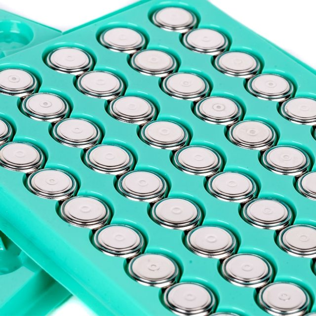 50pcs 1.5V Alkaline Button Battery AG10 L1131 SR1130 189 LR54 Cell Batteries For Small Electronic Devices Watches Accessories