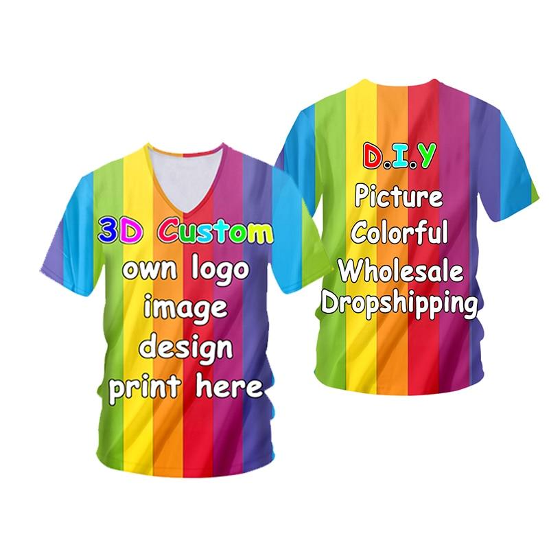 Купить ipfd eu/us размер 3d печать повседневная радуга краска шить