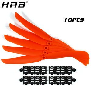 10PCS RC Parts Propellers Blade Prop 5030 5035 6035 7035 8040 8060 9050 1060 1160 Direct Drive Paddle 6mm For GWS Motor Airplane