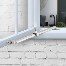 335mm Stainless Steel #304 Security Window Latches / Window Stay / Wind Brace