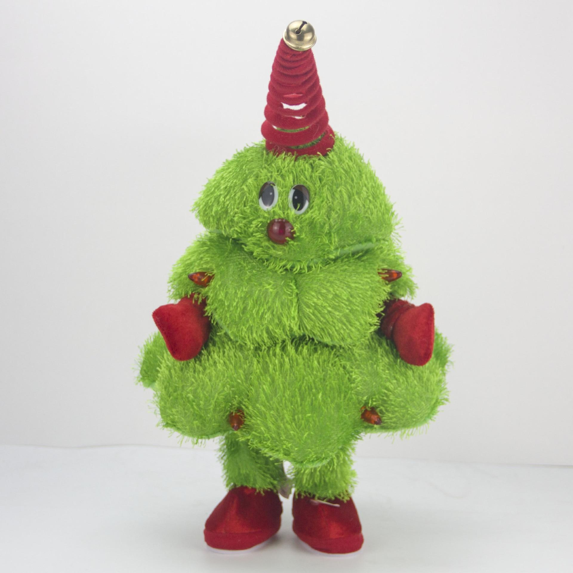 Christmas Series Christmas Tree To Sing Twist Dance Christmas Tree Lighting