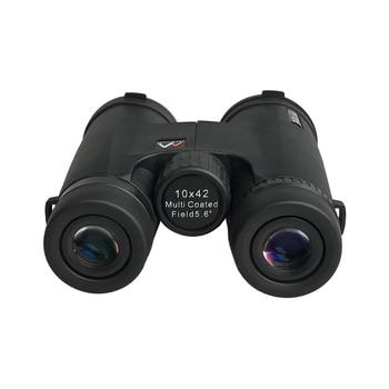 10X42 Binoculars Waterproof Professional Camping Hunting Telescope Zoom Bak4 Prism Optics with Binoculars Strap 4