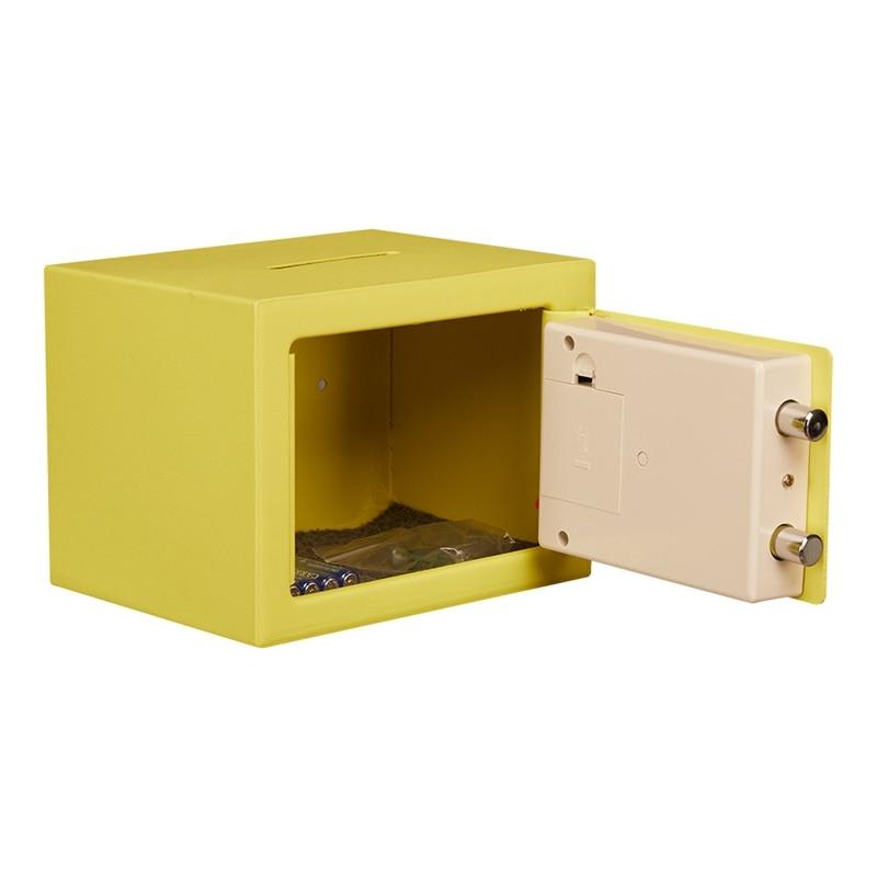 Mini Safety Box Drop Cash Safe Box 4