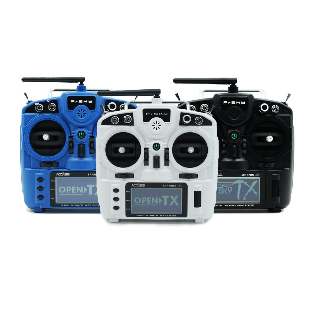 FrSky Taranis X9 Lite 2.4GHz 24CH ACCESS ACCST D16 Mode 2 Transmitter Remote Controller for RC FPV Racing Drone Quadcopter Parts