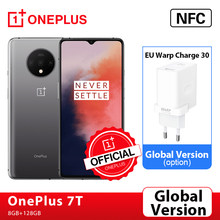 Versão global oneplus 7 t 7 t 8gb smartphone snapdragon 855 plus 90hz amoled tela 48mp triplo câmera oneplus loja oficial; For Brazail new buyer: 1PLUS($20-12)