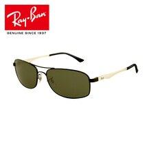 Бренд RayBan RB3484 открытый glassate, походные очки RayBan мужские/женские Ретро удобные 3484 солнцезащитные очки с защитой от ультрафиолета