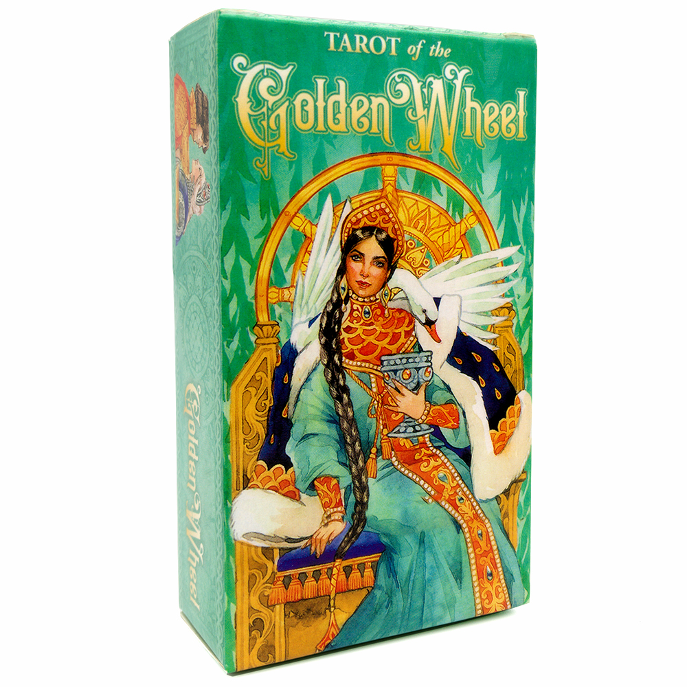 The Modern Witch Tarot Deck Guidebook Card Table Card Game Magical Fate Divination Card 19