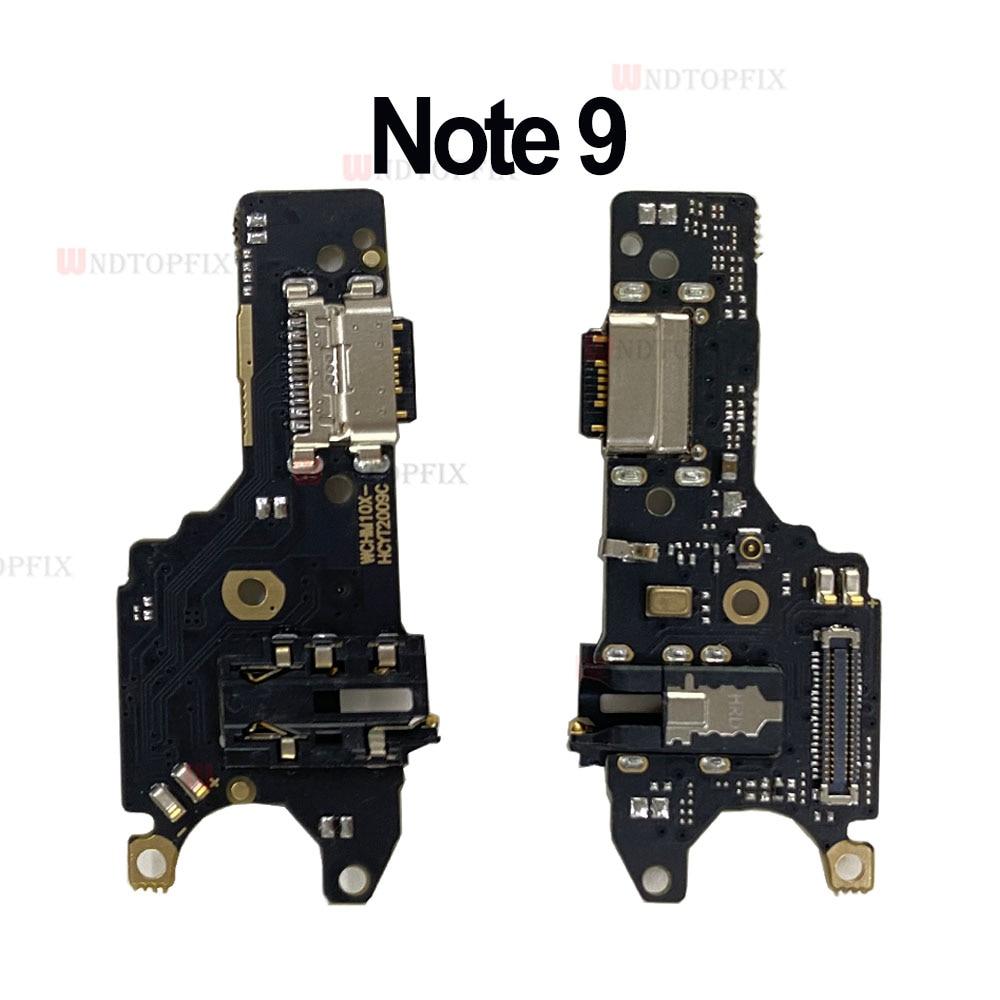 Redmi Note 9 Pro USB Charging