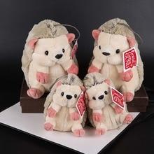 Net Red Hedgehog Student Backpack Furry Keyboard Hanger Dummy Girl Handbag Cute Doll Gift