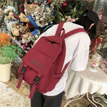 2019 New Fashion Women Nylon Backpacks Korean Style Bags For Women School Bags For Teenage Girls Backpack Female School Bag цена 2017