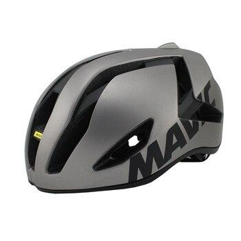 Ultraleve mavic ciclismo capacete da bicicleta de montanha capacete de segurança capacetes esportes ao ar livre capacete à prova vento casco 1