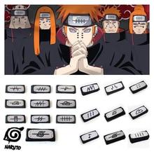 Cosplay Prop Headband Anime Naruto Akatsuki Kakashi Ninja Uchiha Itachi Konoha Symbol