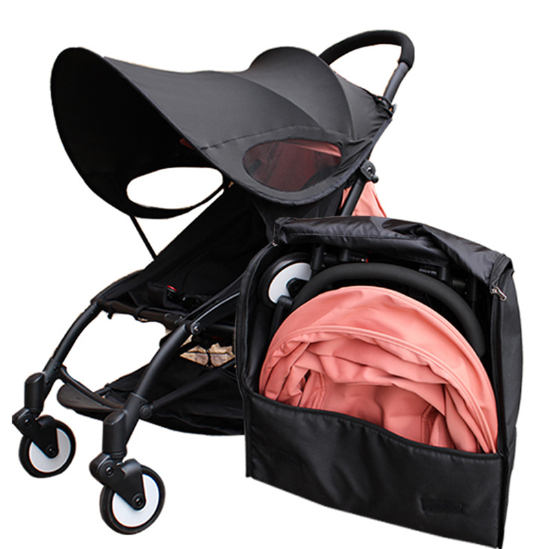 Travel Bag Carry Case Baby Stroller Backpack Oxford Cloth Waterproof Organizer For Yoyo Stroller Accessories Wheelchairs Yoya