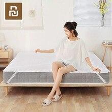 Novo youpin 8 h duplo antibacteriano colchão almofada de proteção máquina lavável mattess 2 cores