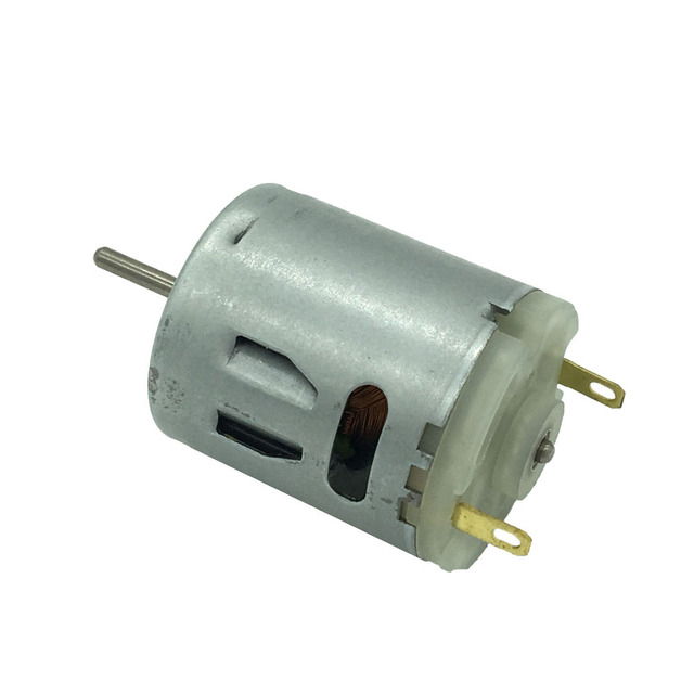 High Speed Strong Magnetic With varistor for DIY Parts 1PCS RS-365 DC Motor