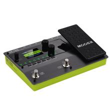 MOOER GE150 gitar pedal Amp modelleme ve çok etkileri pedalı 55 amplifikatör modelleri gitar pedalı gitar aksesuarları MOOER pedalı