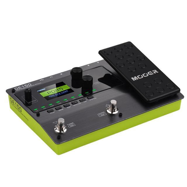 MOOER GE150 guitar pedal Amp Modelling & Multi Effects Pedal 55 Amplifier Models guitar pedal guitar accessories MOOER pedal