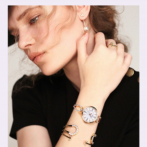 Image 3 - SINOBI יוקרה מותג נשים שעונים יהלומי צמיד שעון נשים אלגנטי גבירותיי בנות קוורץ שעוני יד נקבה שמלת שעונים מתנה